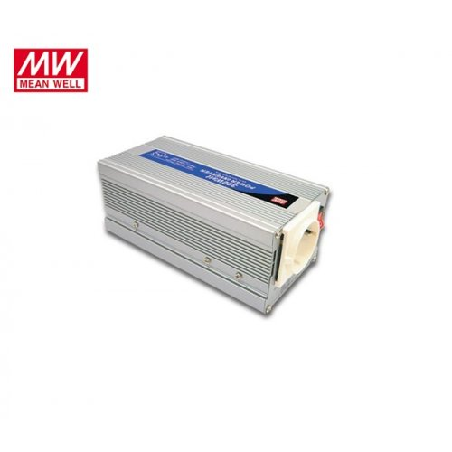 Inverter 12V ΙΝ -> OUT 230VAC 300W τροποποιημένου ημιτόνου A301-300-F3 Mean Well