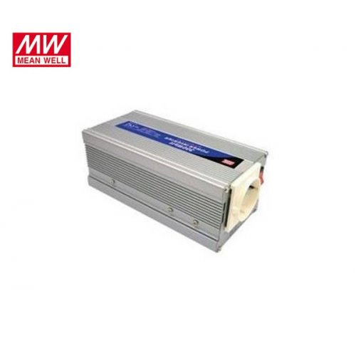 Inverter 24V ΙΝ -> OUT 230VAC 300W τροποποιημένου ημιτόνου A302-300-F3 Mean Well