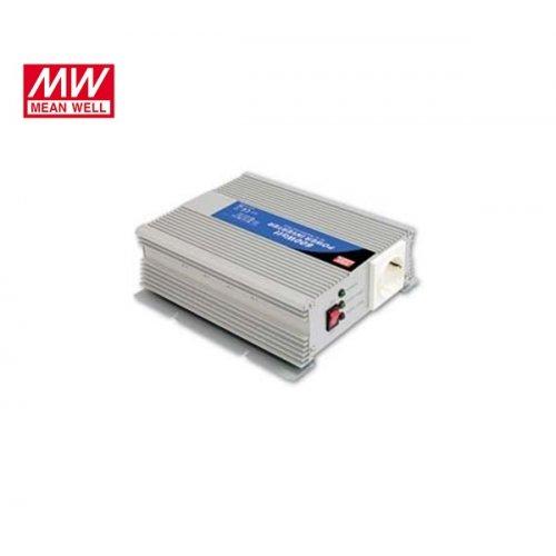 Inverter 12V->230V 600W A301-600-F3 Mean Well  Τροποποιημένο Ημίτονο