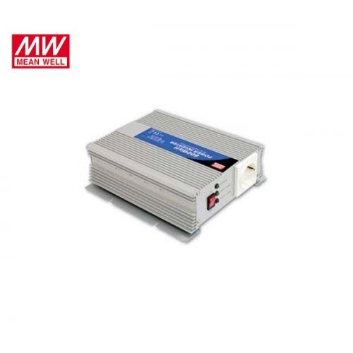 Inverter 24V->230V 600W A302-600-F3 Mean Well Τροποποιημένο Ημίτονο