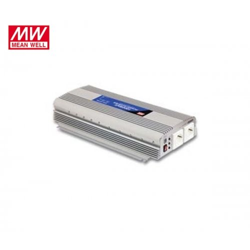 INVERTER 12V->230V 1500W A301-1K7-F3 Mean Well Τροποποιημένο Ημίτονο