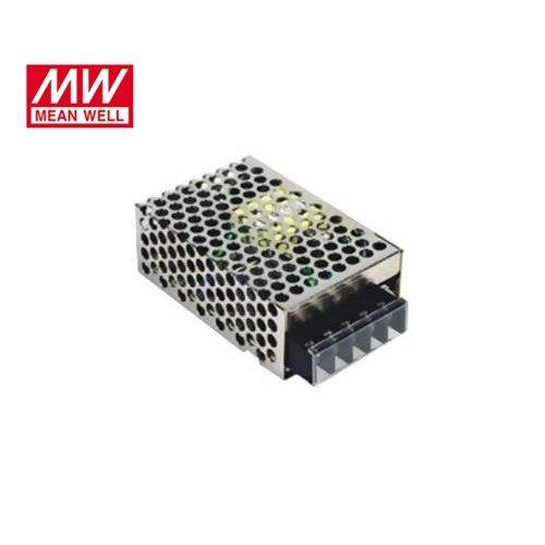 Τροφοδοτικό switch 230V IN -> OUT 5VDC 25W 5A κλειστού τύπου mini RS25-5 Mean Well