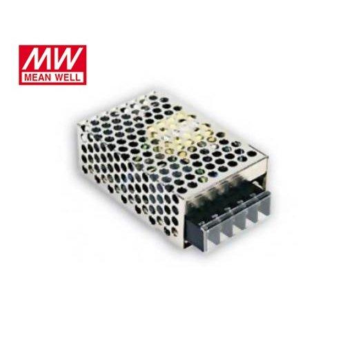 Τροφοδοτικό switch 230V IN -> OUT 48VDC 25W 0.57A κλειστού τύπου mini RS25-48 Mean Well