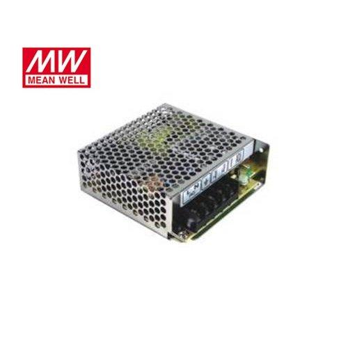 Τροφοδοτικό switch 230V IN -> OUT 24VDC 50W 3.2A κλειστού τύπου mini RS50-24 Mean Well