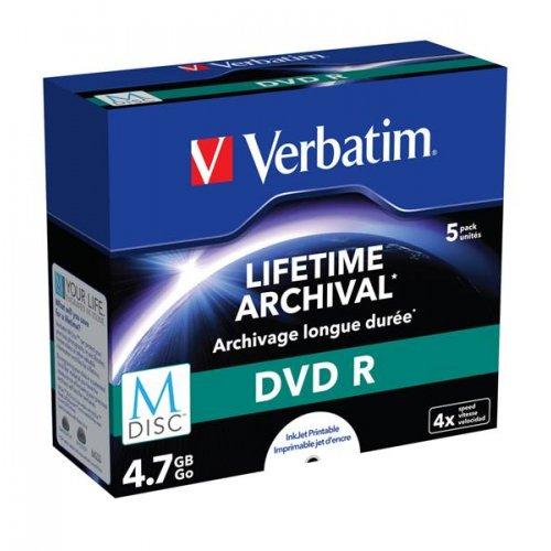 DVD-R  mini DVDR 4.7GB 4X cameras 60min Verbatim