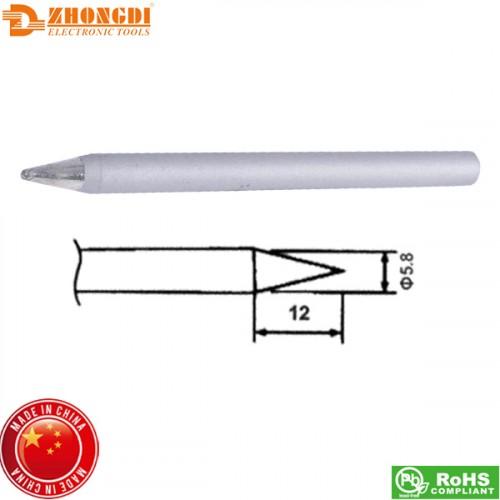 Μύτη κολλητηριού B3-1 για το κολλητήρι ZD-701 Zhongdi