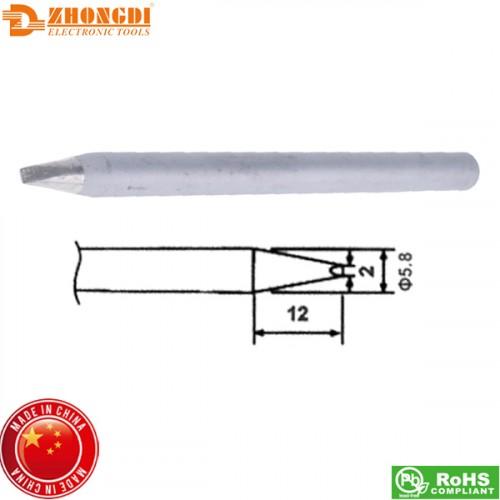 Μύτη κολλητηριού B3-2 για το κολλητήρι ZD-701 Zhongdi