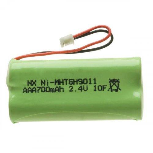 Μπαταρία pack 2 pcs x AAA 2.4V 700mAh Ni-Mh με universal plug Code S GP