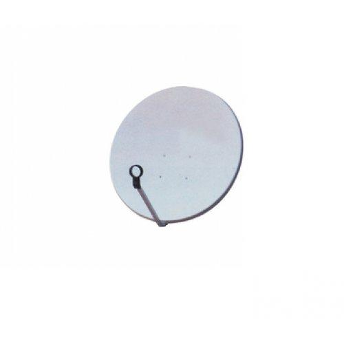 Κάτοπτρο σιδερένιο 65cm Offset λευκό S0601W42 X-TREME