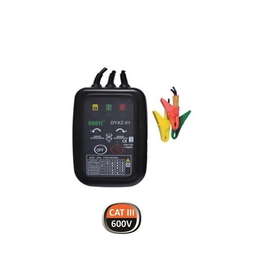 Φασήμετρο αναλογικό μεταλλικό  8PK-ST850  PROSKIT