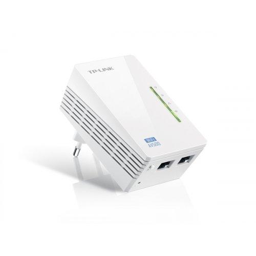 Powerline WiFi Extender 300Mbps AV500 TL-WPA4220 TP-LINK