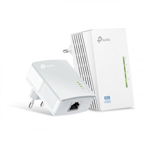 Powerline Extender Starter Kit 300Mbit AV600 TL-WPA4220KIT TP-LINK