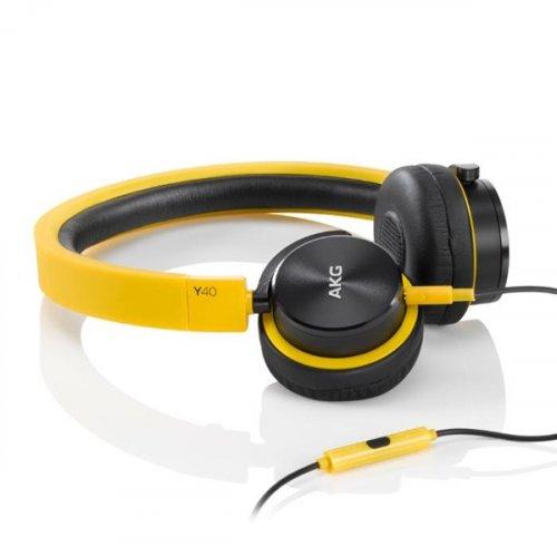 Ακουστικά Y40 Κίτρινα AKG