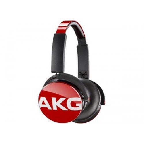 Ακουστικά Y50 Κόκκινα AKG