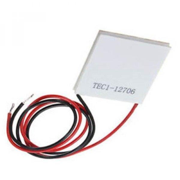 Θερμοηλεκτρικό στοιχείο Peltier 40mm x 40mm x 4mm TEC1-12706