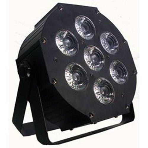 Φωτιστικό προβολέας led RGBW 7x12W μαύρο IP20 ST-1024