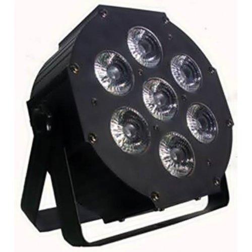 Φωτιστικό προβολέας Led RGBW 7x12W μαύρο IP20 ST-1024 STARAY