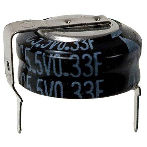 Πυκνωτής μπαταρία back up EEC-S0HD334H 0.33F 5.5V