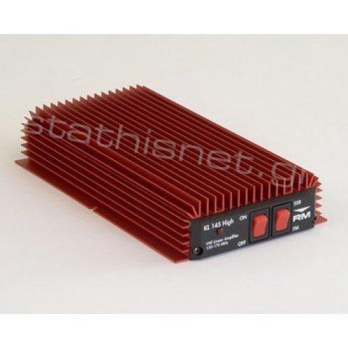 Ενισχυτής VHF 110 W 150 - 170 MHz KL 145H