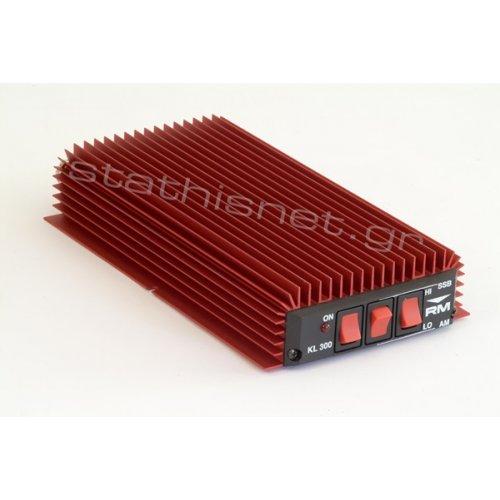 Ενισχυτής HF 150W 1.8-30MHz KL 300 RM