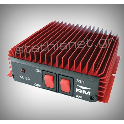 Ενισχυτής CB 35W  25-30 MHz KL 60 RM