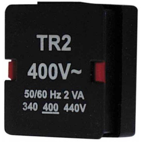 Relay επιτήρησης μονάδας τροφοδοσίας TR2-24VAC Tele