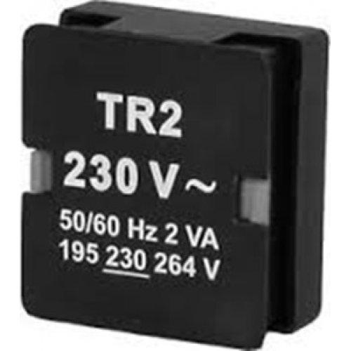 Relay επιτήρησης μονάδας τροφοδοσίας TR2-230VAC Tele