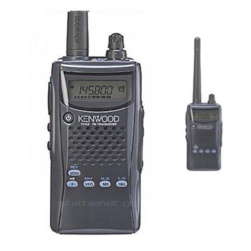 Πομποδέκτης Φορητός VHF TH-K2E Kenwood