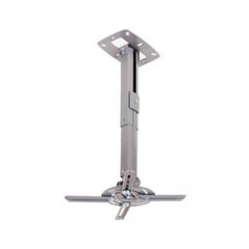 Βάση Projector Οροφής Ασημί PMB-305