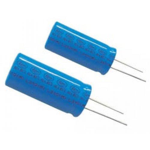 Πυκνωτής ηλεκτρολυτικός SK 450V4,7μF 85*C 10x20mm LELON
