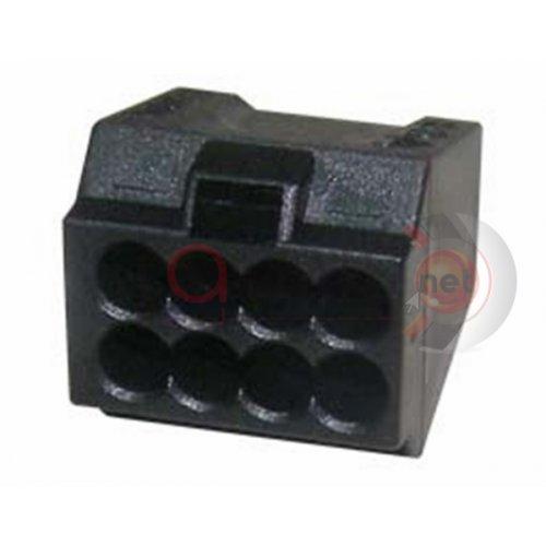 Τερματικα καλωδιων μαύρο PC258