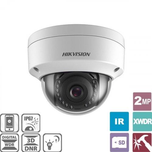 Κάμερα Dome 2.8mm IP IP67 1080p DS-2CD1121-I Hikvision