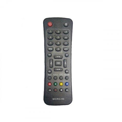 Τηλεχειριστήριο για DVB-T MPEG 4 crystal audio micro HD