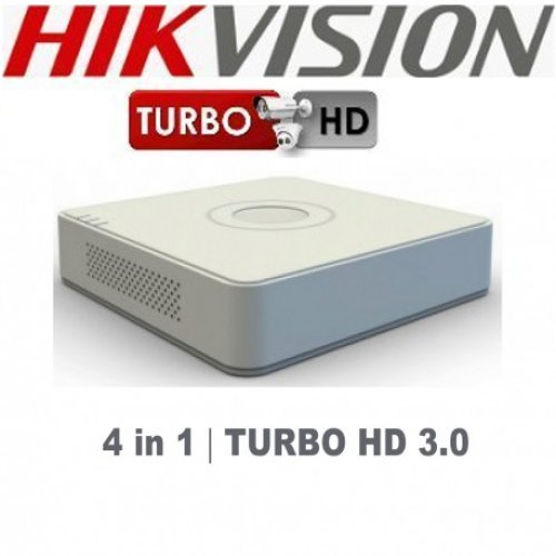DVR 4 καναλιών Turbo-HD 720p DS-7104HGHI-F1 Hikvision