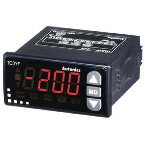 Ελεγκτής θερμοκρασίας ψηφιακός 72X36 TC3YF-14R AUTONICS