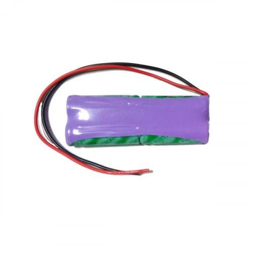 Μπαταρία pack 4 pcs x 1.2V 2/3 AAA 4.8V 300mAh Ni-Mh με καλώδιo Code H Fujitron