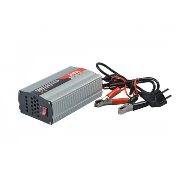 Φορτιστής μπαταριών 12v 10A HC-10A