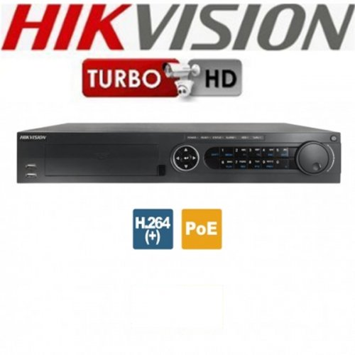 NVR 32 IP καναλιών DS-7732NI-E4/16P Hikvision