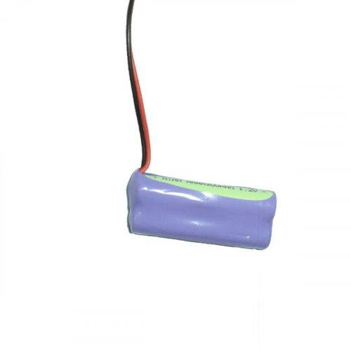 Μπαταρία pack 2 pcs x 1.2V AAAA 2.4V 300mAh Ni-Mh με καλώδιο Code S Fujitron