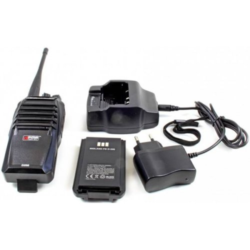 Walkie talkie Pmr Digital D-200 Midland