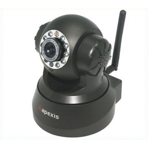 Κάμερα ρομποτική ασύρματη-ενσύρματη 6mm IP CMOS JO11-WS Apexis