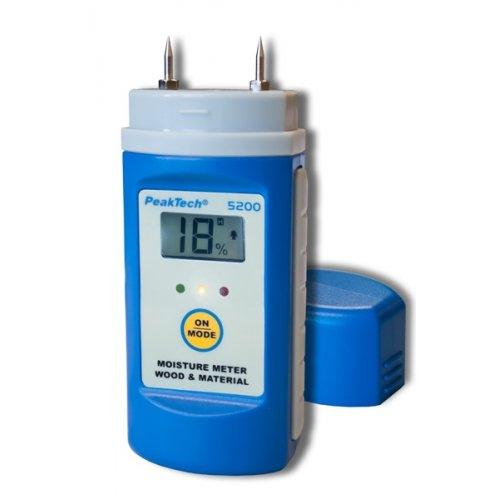 Μετρητής υγρασίας PeakTech 5200