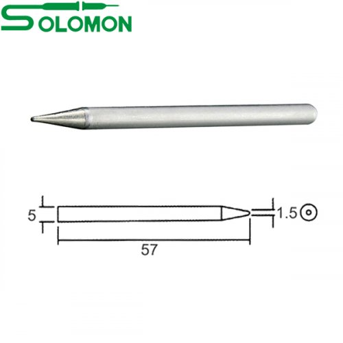 Μύτη κολλητηρίου Φ1,5 για το κολλητήρι KD-40T Solomon