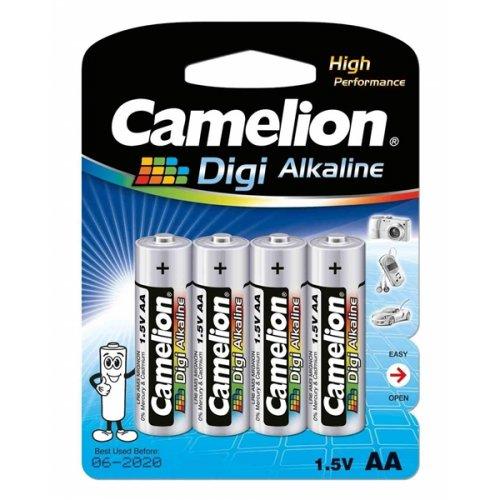 Μπαταρία Alakline Digi LR03 AAA BL4pcs Camelion