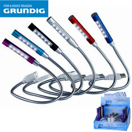 Φακός φωτιστικό Led με usb 56367 GRUNDIG
