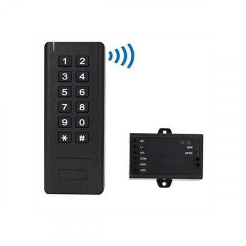 Ασύρματο σύστημα ελέγχου πρόσβασης (καρταναγνώστης με πληκτρολόγιο και ελεγκτής) SK3