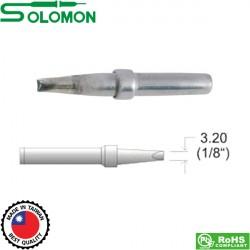Μύτη κολλητηρίου 625 (κοντή) 3.2mm για το κολλητήρι SL-20I/SL-30I Solomon