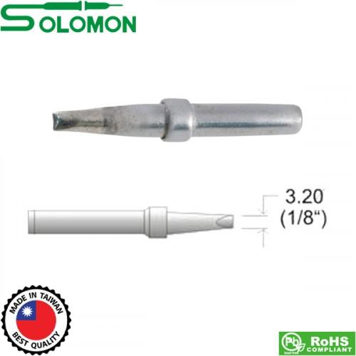 Μύτη κολλητηρίου 625(κοντή) 3.2mm για το κολλητήρι SL-20I/SL-30I Solomon