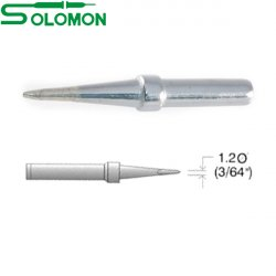 Μύτη κολλητηρίου 626 (κοντή) 1.2mm για το κολλητήρι SL-20I/SL-30I Solomon