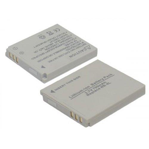 Μπαταρία 3,7V 2.6Wh 600mAh Li-Ion για φωτογραφικές Canon NB-4L PL46 1004 patona